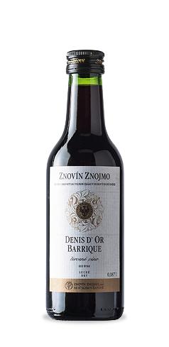 Denis d´Or Barrique - známkové víno