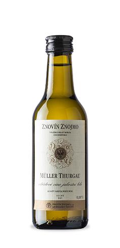 Müller Thurgau - jakostní víno