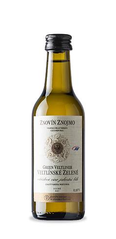 Veltlínské zelené - jakostní víno