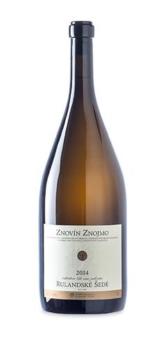 Rulandské šedé - jakostní víno - 2014