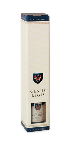 Papírový nosič Genus Regis 1 x 0,75 l