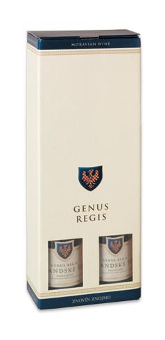 Papírový nosič Genus Regis 2 x 0,75 l