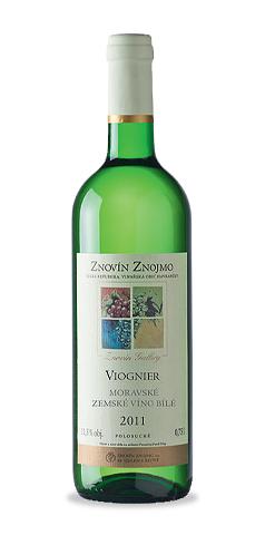 Viognier - moravské zemské víno - 2011