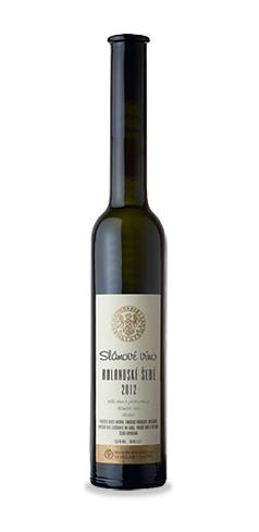 Rulandské šedé - slámové víno - 2012