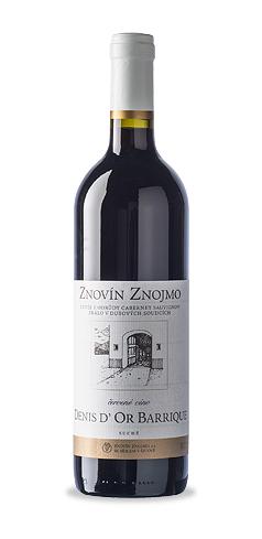 Denis d'Or barrique - známkové víno