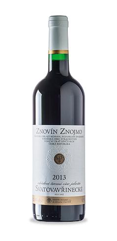 Svatovavřinecké - jakostní víno - 2013