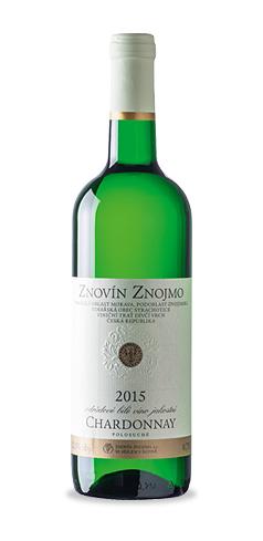 Chardonnay - jakostní víno - 2015