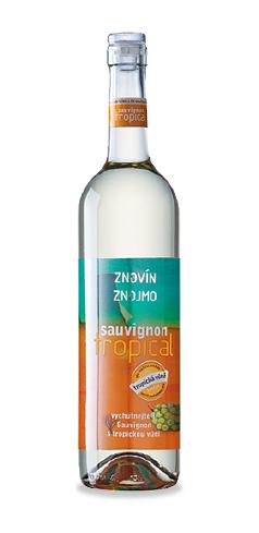 Sauvignon - pozdní sběr - 2015