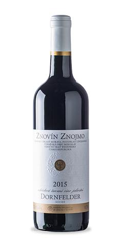 Dornfelder - jakostní víno - 2015