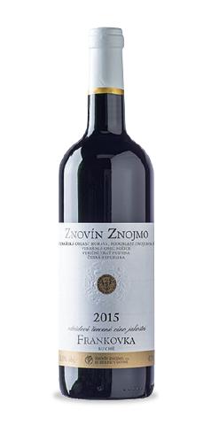 Frankovka - jakostní víno - 2015