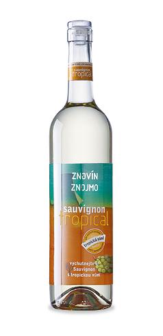 Sauvignon - pozdní sběr - 2016