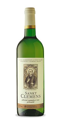 Sankt Clemens - známkové víno jakostní