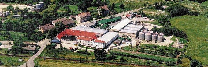 Sídlo společnosti Znovín